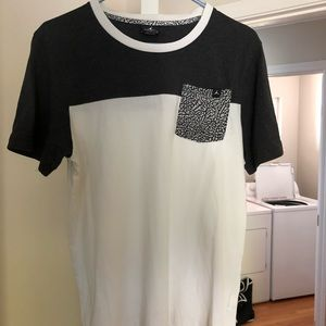 Jordan Elephant Print Pocket T-Shirt